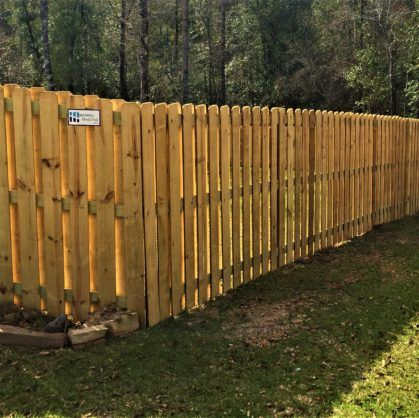 Howell Fencing Company Saraland Al Homeowner Fences Mobile